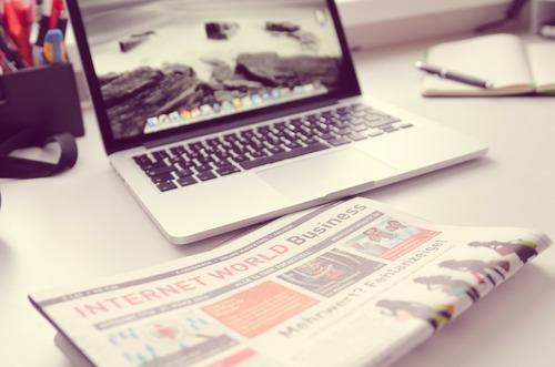 De stora fördelarna med nyheter på nätet
